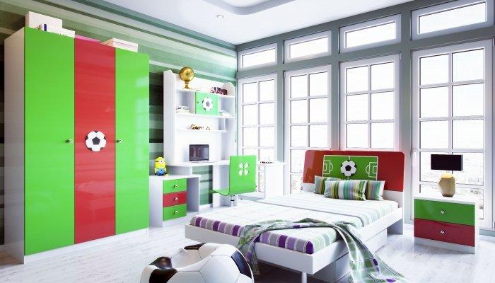 Топ самых красиво оформленных детских комнат для мальчиков